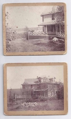 Photos of the original vacation house